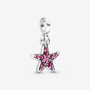 Pandora Charm Pendant Mon etoile de Mer Rose 799011C01 - Charm Femme