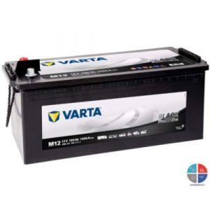 Varta Batterie de démarrage Promotive Black B15G / B M12 12V 180Ah / 1400A