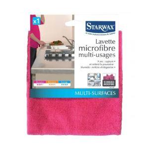 Starwax Lavette microfibre multi-usages