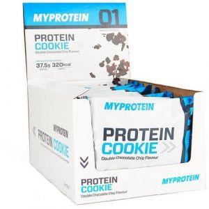 Myprotein Cookie Protéiné Double chocolat Boîte 12 x 75g