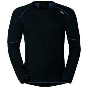 Odlo Sous-vêtements de ski - Haut Homme - noir - L