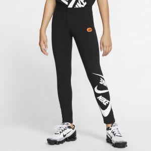 Nike Legging Sportswear pour Fille plus âgée - Noir - Taille L - Female