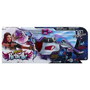 Hasbro Nerf Rebelle agent secret Arc électronique