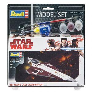 Revell 63614 - Model Set Obi Wan's Jedi Starf