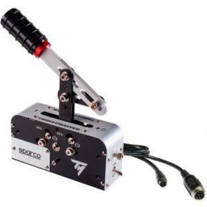 ThrustMaster Boîte de vitesses séquentielle + frein à main Ps4/x1/pc