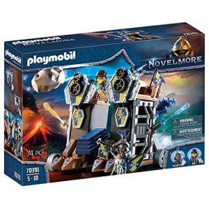 Playmobil Tour d'attaque des chevaliers Novelmore 70391