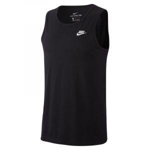 Nike Haut sans manches Sportswear pour Homme - Noir - Taille XL - Male