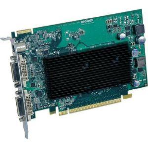 Matrox M9120-E512F - Carte graphique M9120 512 Mo DDR2 PCI-E