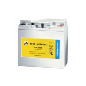 Image de Dyno Batterie plomb étanche GiVC12-20 12V 20Ah pour chariot de golf