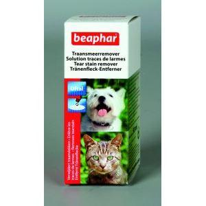 Beaphar Solution contre les traces de larmes (50 ml)