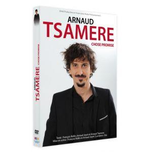 Arnaud Tsamere - Chose promise [DVD]
