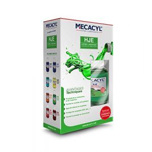 Mecacyl HJE - Flacon 60 ml - Hyper-Lubrifiant - Spécial Protection des Injecteurs - Moteur Essence