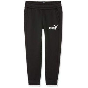 Puma Ess Logo Sweat Pants FL Cl Pantalon B Taille Unique Cotton Black