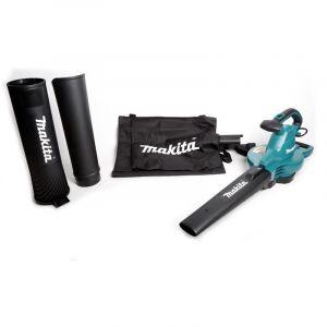 Makita UB0801V Souffleur de feuilles - 1650W - 270 km/h - avec sac de collecte