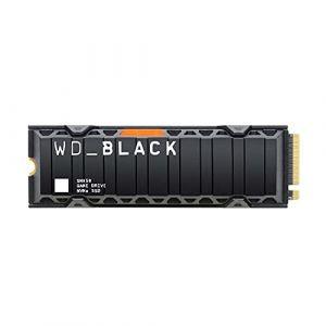 Western Digital WD_Black SN850 HE - 500 Go