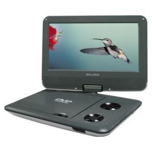 """Salora DVP9018SW - Lecteur DVD portable 9"""""""