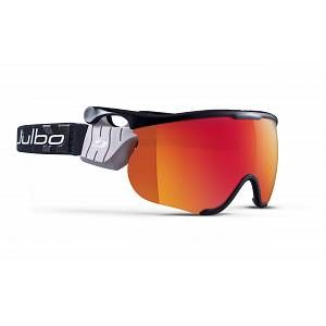Julbo Sniper L Noir Gris Orange Multilayer Fire