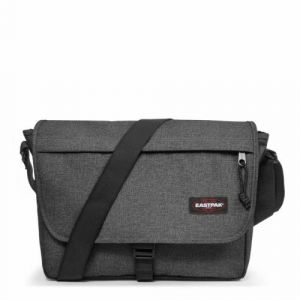 Eastpak Besace Buckler Black Denim gris