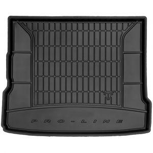 DBS Tapis de Coffre sur Mesure Caoutchouc 3D pour Audi Q3 des 10/2011 - Matière : caoutchouc TPE - Zones de rangement latérales - Nettoyage facile - Installation rapide