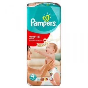Pampers Easy Up taille 4 Maxi 8-15 kg - Géant x 42 couches