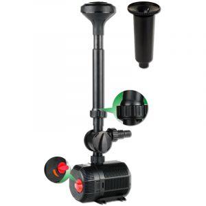 Sunsun CQB-2503 Eco Pompe de fontaine pour bassin ou étang 2700l/h 45W
