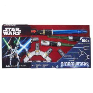 Hasbro Sabre Laser des maitres Jedi - Ultimate Star Wars Bladebuilders