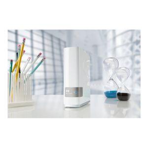 Western Digital WDBCTL0080HWT - Serveur My Cloud 8 To Gigabit Ethernet