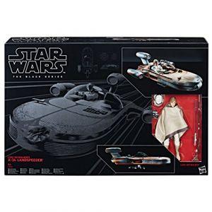 Hasbro Figurine Black Series Luke et Son Landspeeder - C1426