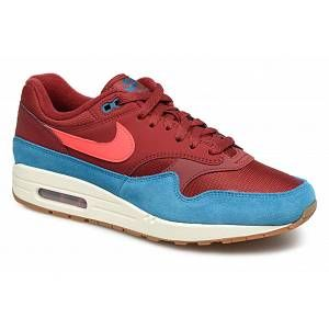 Nike Baskets Air Max 1 pour Homme - Rouge - Taille 40