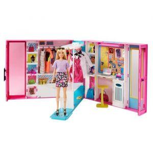 Mattel Le dressing deluxe de Barbie