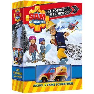 Coffret Sam le Pompier -  Le Grand Incendie de PontyPandy + Les Héros de la Tempête (+ 1 camion)