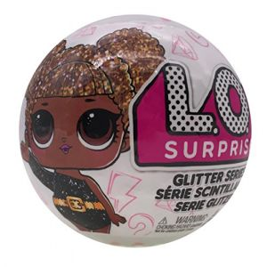 Splash Toys LOL Surprise - Spécial Glitter (1 poupée + accessoires)