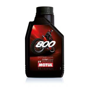 Motul Huile moteur 800 2T FACTORY LINE OFF ROAD 1L