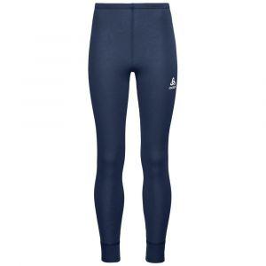 Odlo BL Bottom Long Active Warm Kids Pantalon Mixte Enfant, Diving Navy, FR : XXS (Taille Fabricant : 92)