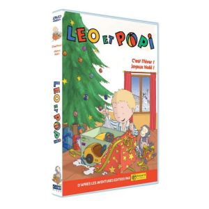 Léo et Popi : C'est l'hiver !, Joyeux Noël !
