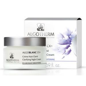 Algotherm AlgoBlanc CX+ - Crème nuit clarté