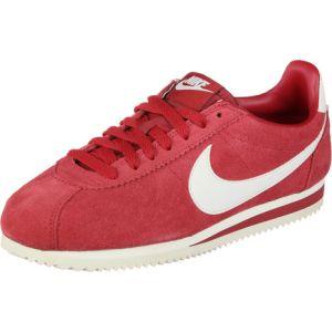 Nike Classic Cortez Se chaussures rouge blanc 43 EU