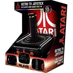 Atari TV Plug & Play AV Joystick + Atari 50 jeux pack
