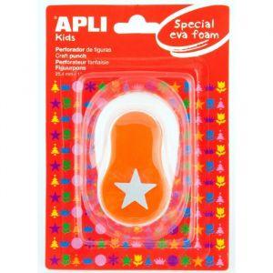 APLI Kids 13298 Perforateur Fantaisie Etoile