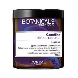 L'Oréal Botanicals Masque Soin Rituel Lissage Anti-Frisottis 200 ml