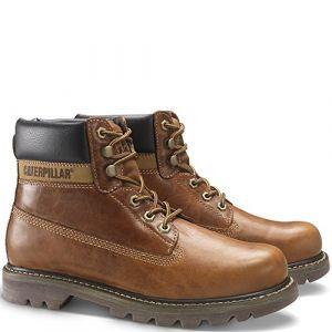 Caterpillar Boots COLORADO Marron - Taille 40,41,42,43,44,45,46