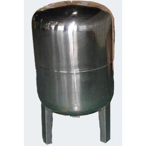 Réservoir à vessie p la surpression domestique cuve ballon 100 litres inox