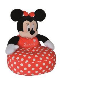 Nicotoy Fauteuil peluche Minnie - Disney