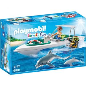 Playmobil 6981 Family Fun - Bateau de Plongée
