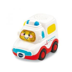 Vtech Tut Tut Bolides - Véhicules Surprise - Prudence SOS Ambulance
