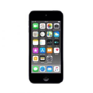 Apple Lecteur audio vidéo MP3-MP4 iPod touch 256GB Gris Sidéral