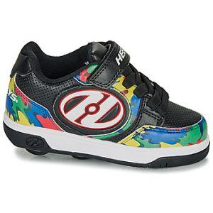 Heelys Chaussures à roulettes PLUS X2 Noir - Taille 30,31,32,33,34,35