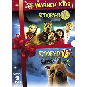 Coffret Scooby-Doo, le film + Scooby-Doo 2, les monstres se déchaînent