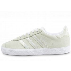 Adidas Gazelle Iridescent Enfant Verte Baskets/Tennis Enfant