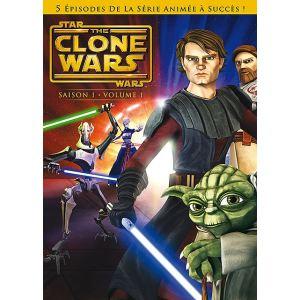 Star Wars : The Clone Wars - Saison 1, Volume 1